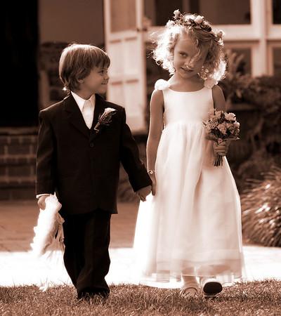 Clendaniel Wedding