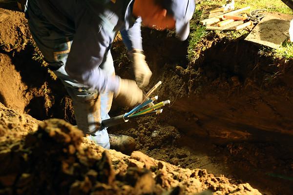 Reparatie stroomkabel Kievitsheide