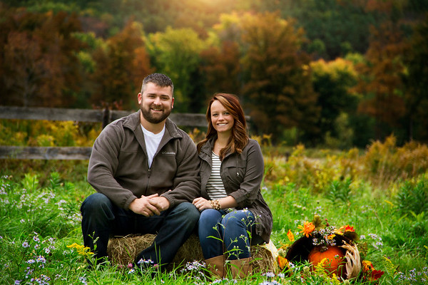 A Fall Engagement 2016