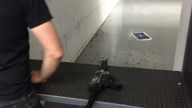 Mahince Gun, Desert Eagle and .50 Cal