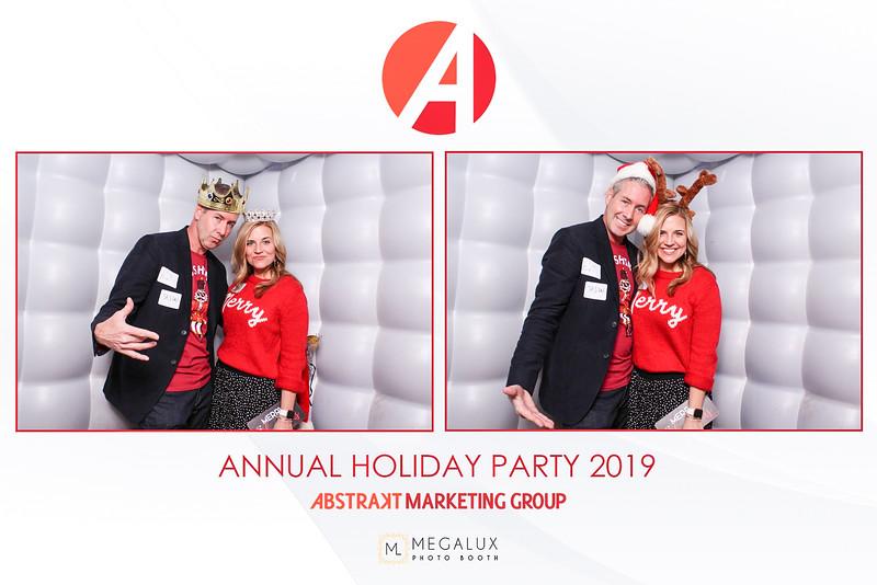 Abstrakt Marketing Holiday Party 12-14-19