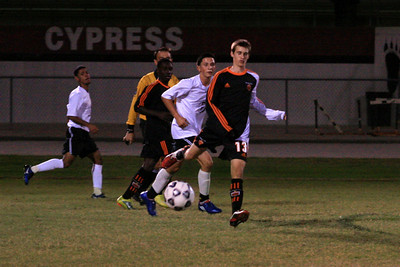 WP vs. Cypress Creek - December 14, 2011