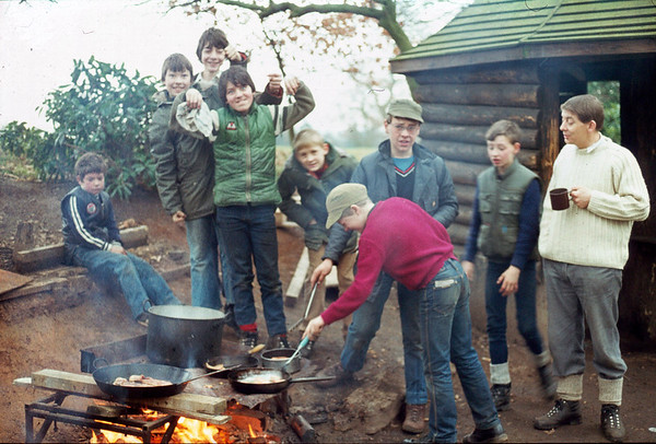 1983-09 Barnswood Scout Camp