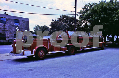 Old FDNY ALF  aerial