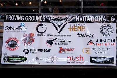 Proving Grounds Invitational