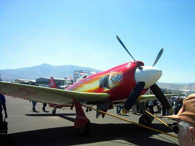Reno Air Races 2006