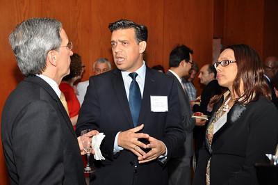 Third Annual Consular Reception 2012