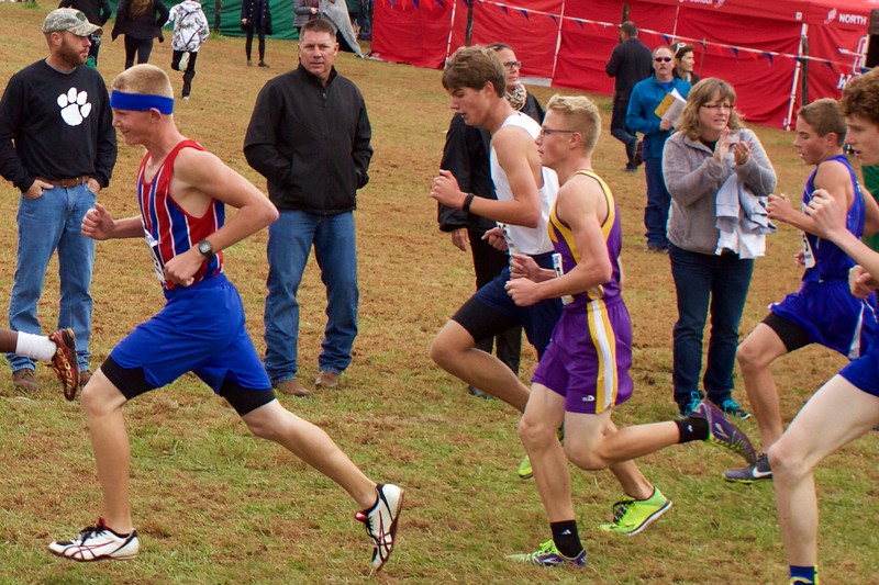 2015 3A State boys XC