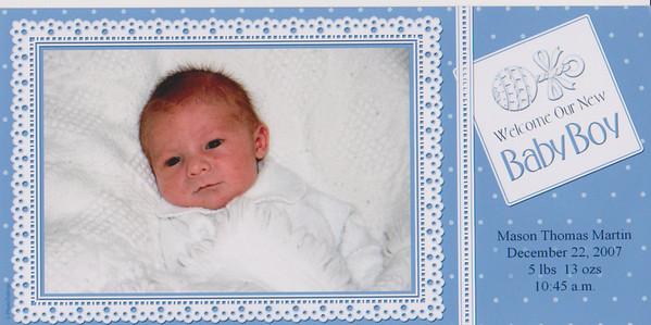 Birth Announcments