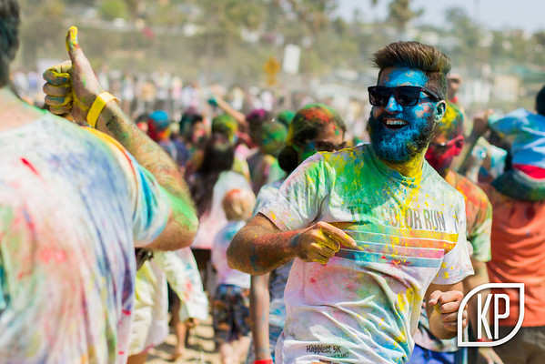 Holi Festival @ Will Rogers State Beach