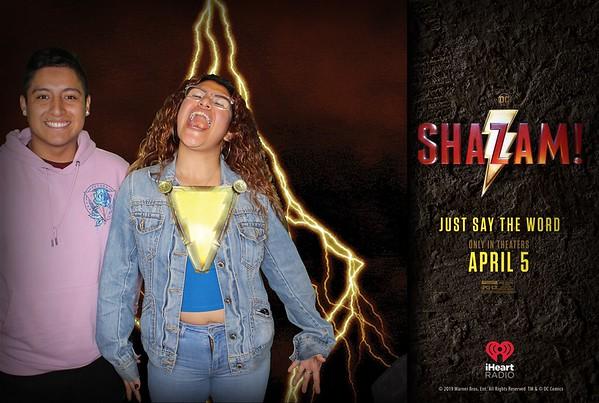 PRINTS - Shazam!