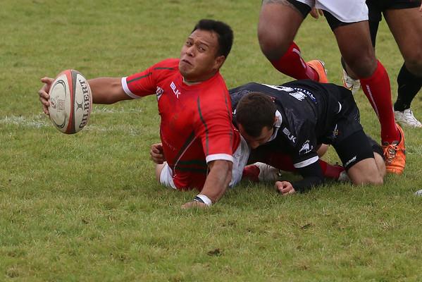 October 18, 2015 Tonga
