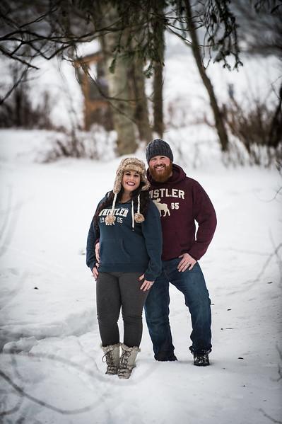 Dave and Amanda Honeymoon