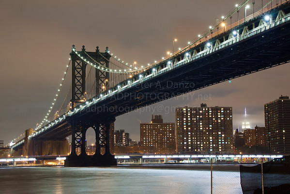 Brooklyn - Manhattan Bridges