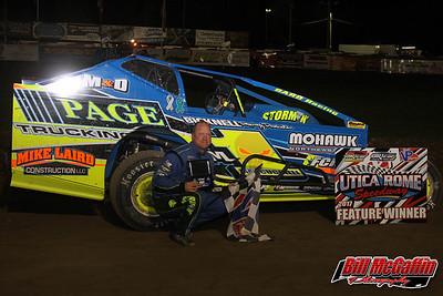 Utica-Rome Speedway-Bill McGaffin-4/23/17