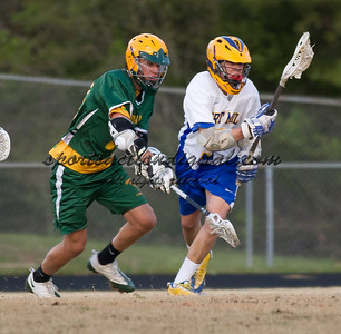 Fort Mill vs Spring Valley Boys Lacrosse 4-6-11