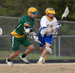 Fort Mill vs Spring Valley Boys Lacrosse 4-6-11
