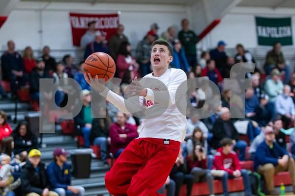 1-18-19 Hanover Horton vs Michigan Center Boys Basketball
