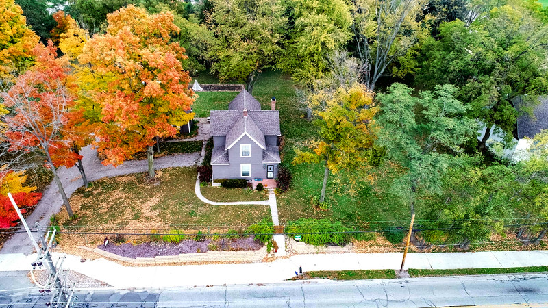 1207 Evans - Valpo - Drone Imagery