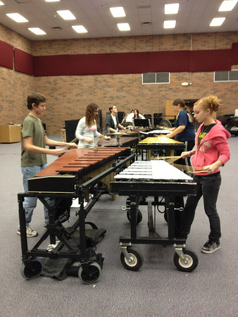 2012 Winter Drumline