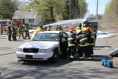 Northvale - Harrington Park Mutual Aid Drill 4-24-16