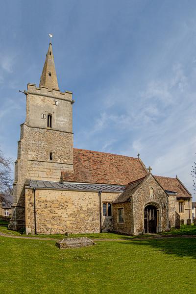 Coton, St.Peter