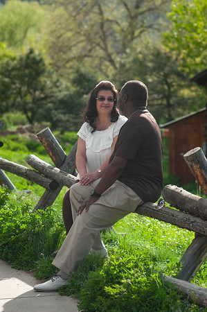 The Engagment of Theresa & Herb