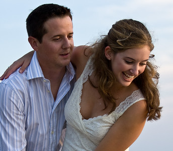 Mark and Ashley Engagement - Beach Shots
