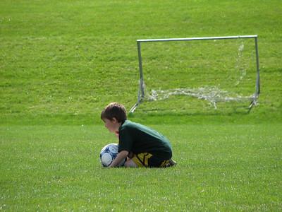 Brock Trine Soccer