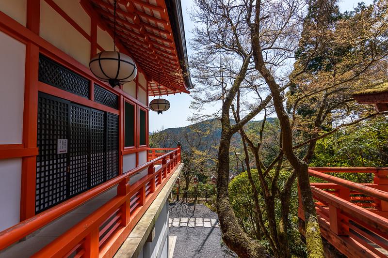 Kurama Temple || Kyoto