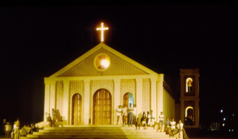Dundo, Natal, 1965