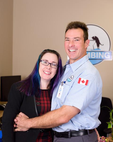 Wendy & Dave