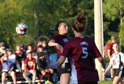 AMHS Varsity Girls Soccer vs TV I photos by Gary Baker