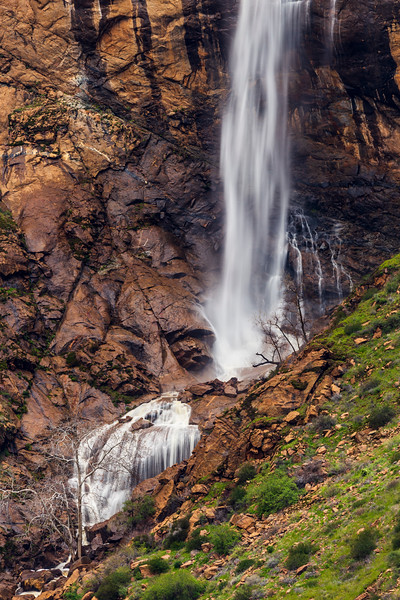Mildred Falls: San Diego County's Tallest Waterfall