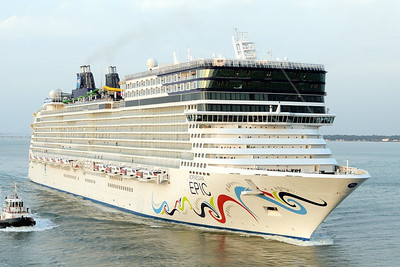 Norwegian Epic 2010
