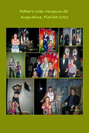 FL, St. Augustine - Potter's Wax Museum