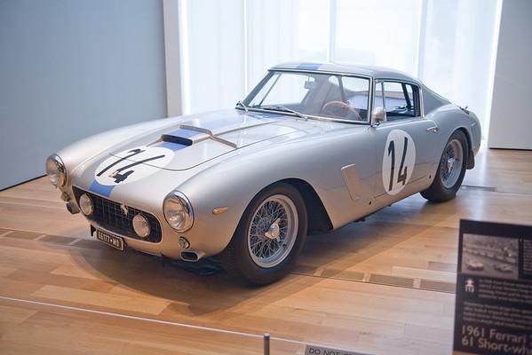 High Museum Automobile exhibit 2010