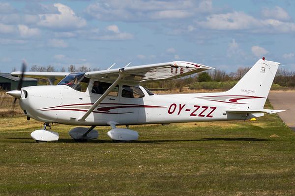 OY-ZZZ - Cessna 172S Skyhawk