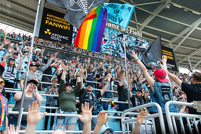 MN United vs Philly Union 6.2.19 (Pride Game)