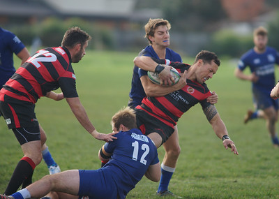 Prebbleton Senior Rugby 2018