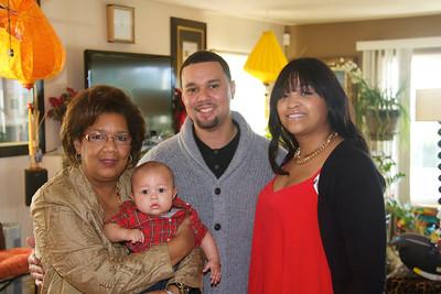 Brandon Family Portraits