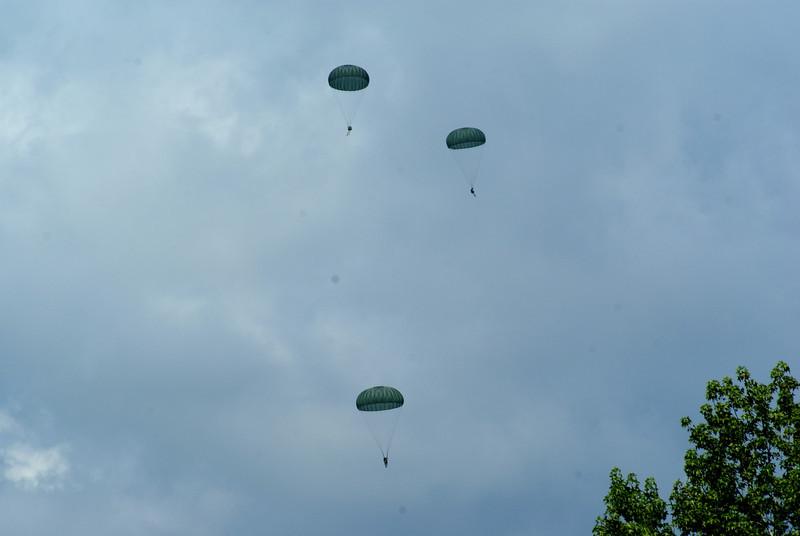 Airborne Graduation