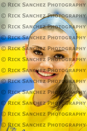 02-07-13 Sandburg Girls Basketball Sr Night