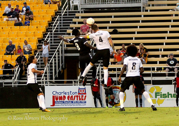 Charleston Battery vs Nashville SC May 26 2018