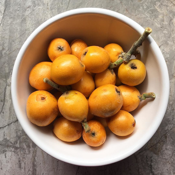Loquat | Unusual fruits from around the world
