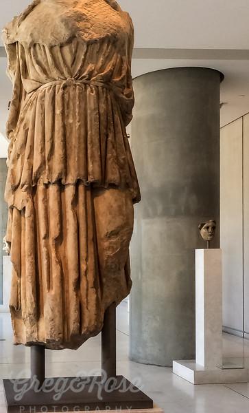 Athena, Goddess of the Parthenon