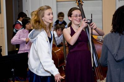 Seventh Grade Solo Night February 12,2009