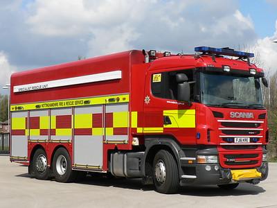 Nottinghamshire Fire & Rescue Service