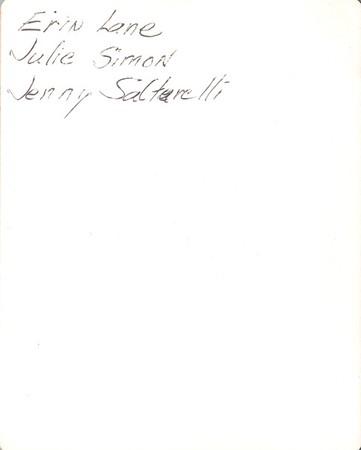 Julie - 1982