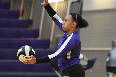 VOLLEYBALL Merrillville VS Hobart 2020